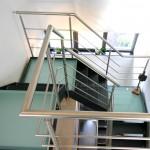 Escaliers tournant design