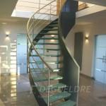 Escalier métallique