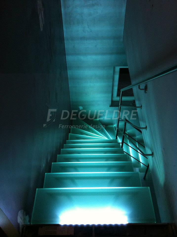 de style metal metallique escalier decoration design inox acier deco degueldre ferronnerie d 39 art. Black Bedroom Furniture Sets. Home Design Ideas