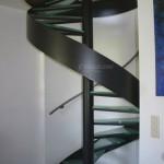 Escalier tournant 360